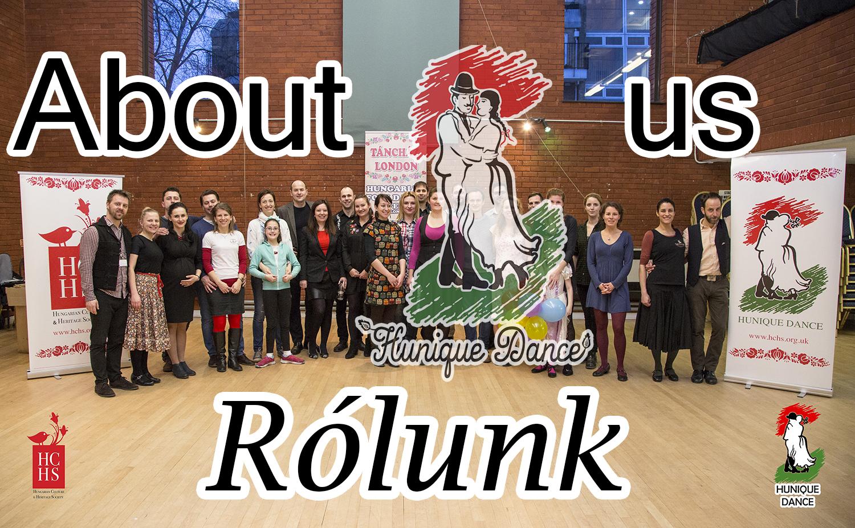 Hungarian folk dance in London