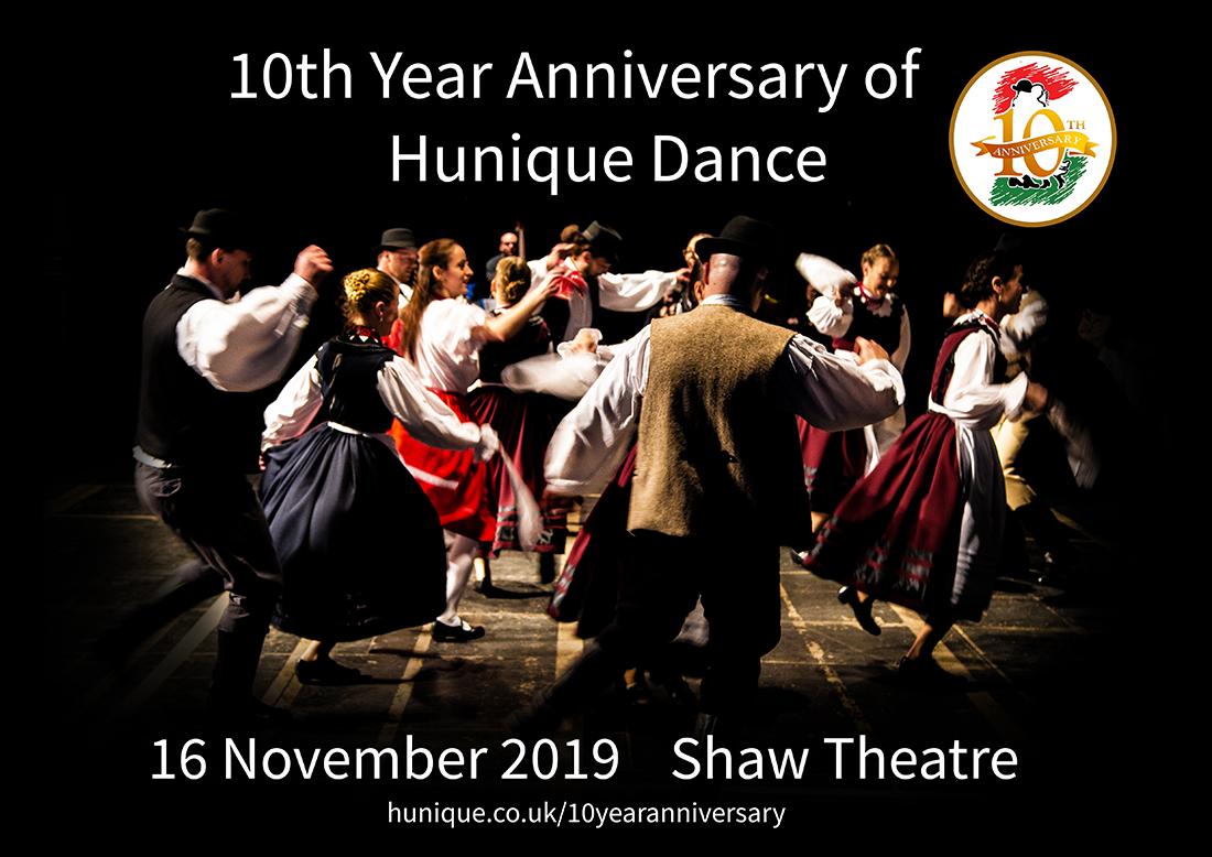 Hunique anniversary