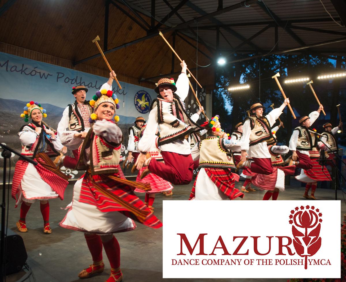 Mazury polish dance