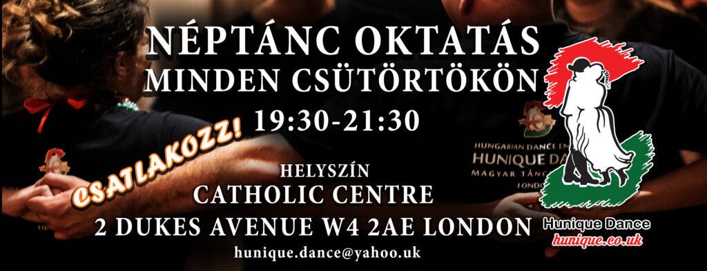 Hunique Dance néptánc oktatás